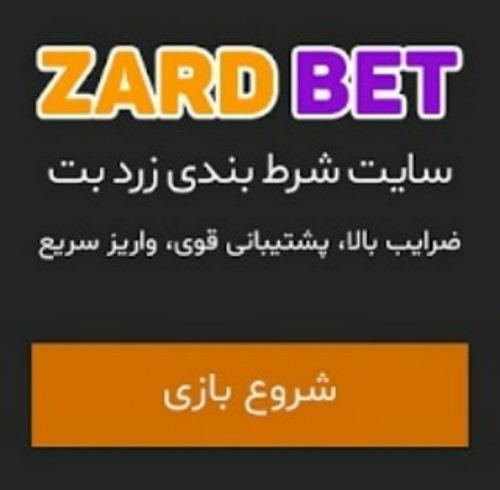معرفی امکانات سایت zard bet