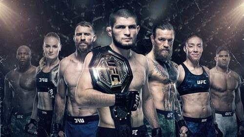 وورد به سایت شرطبندی UFC