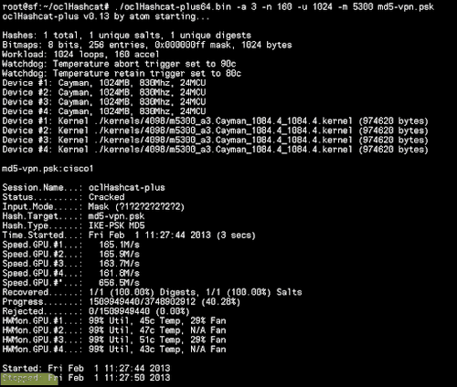 تبدیل کد hash به md5